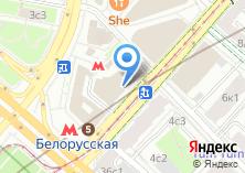 Компания «МосНапитки» на карте