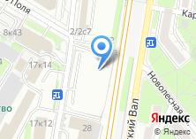 Компания «Автолик» на карте