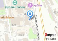 Компания «Intravision» на карте