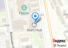 Компания «Дорогая редакция» на карте