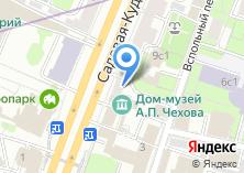 Компания «ПРОФЕССИОНАЛСТРОЙ» на карте