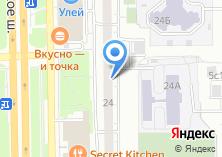 Компания «ОДС Инженерная служба района Отрадное» на карте
