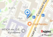 Компания «Первый банковский альянс» на карте