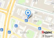 Компания «Московская Кухмистерская» на карте
