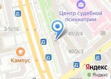 Компания «МЭФ-Аудит» на карте