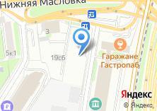 Компания «Авто-Арт» на карте