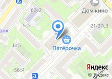 Компания «Магазин головных уборов на Васильевской» на карте