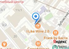 Компания «I Like Wine» на карте