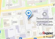 Компания «Общежитие ТулГУ» на карте