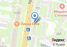 Компания «ТЗСК» на карте
