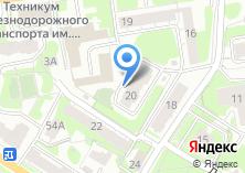 Компания «Особый ребенок» на карте