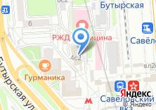 Компания «КОСМОС-АУДИТ» на карте
