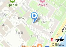 Компания «Дом на Фрунзенской» на карте