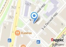 Компания «Твое решение» на карте