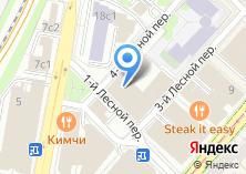 Компания «ГУН-девелопмент» на карте