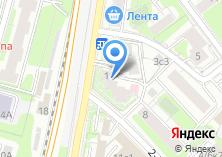 Компания «SalsaStudio.Ru» на карте