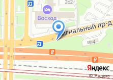 Компания «City-bus» на карте