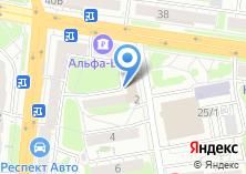 Компания «Территориальное Управление по Советскому району» на карте