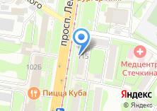 Компания «Новая Астея» на карте