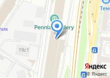 Компания «Современный ресторан» на карте