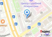 Компания «1 копия» на карте