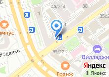Компания «МАКСИМАЙС» на карте