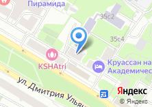 Компания «Информационные технологии в строительстве» на карте