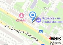 Компания «КБ АСБ» на карте