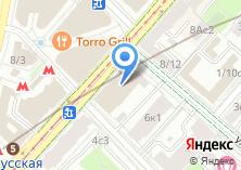 Компания «Блиц-Рег» на карте