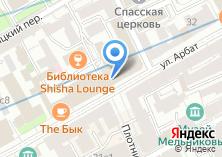 Компания «Банк ФИНИНВЕСТ» на карте