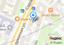 Компания «Московский Союз научных и инженерных общественных объединений» на карте
