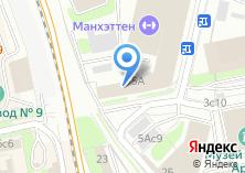 Компания «Альфа-Строй» на карте