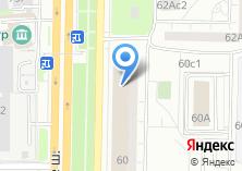 Компания «Орбита-Сервис» на карте