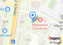 Компания «У Полины» на карте