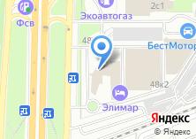 Компания «Russequelle» на карте