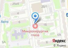 Компания «Профит» на карте