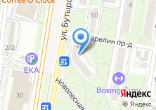 Компания «РВК» на карте