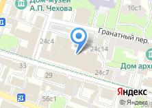 Компания «Детский хор радио и телевидения России» на карте
