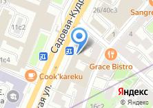 Компания «Экспериментальный творческий центр» на карте