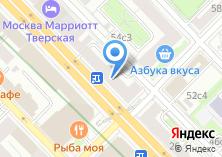 Компания «Амальфи» на карте