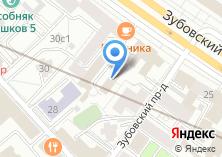 Компания «Сокур & Партнеры» на карте