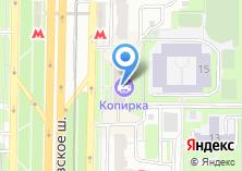 Компания «Эгоист-ка» на карте