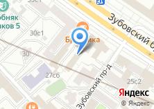Компания «Кадр Медиа» на карте