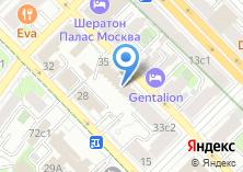 Компания «Манн Иванов и Фербер» на карте