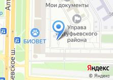 Компания «5М» на карте