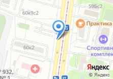 Компания «Центрпечать» на карте