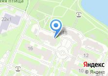Компания «ТД Менделеев» на карте