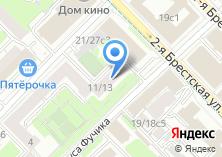 Компания «Филателистическая студия Игоря Пугачева» на карте