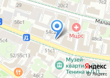 Компания «ИНЕФ» на карте