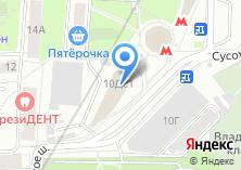 Компания «Владыкинский» на карте